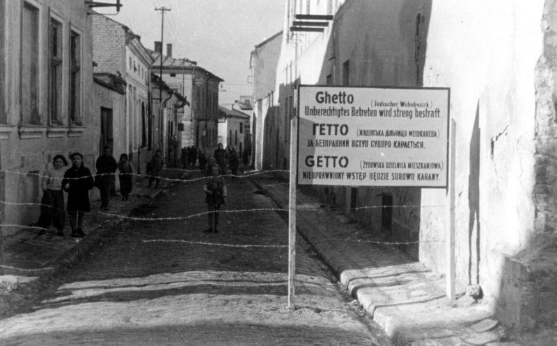 Константин Паустовский о рижском гетто и о совести человеческой.