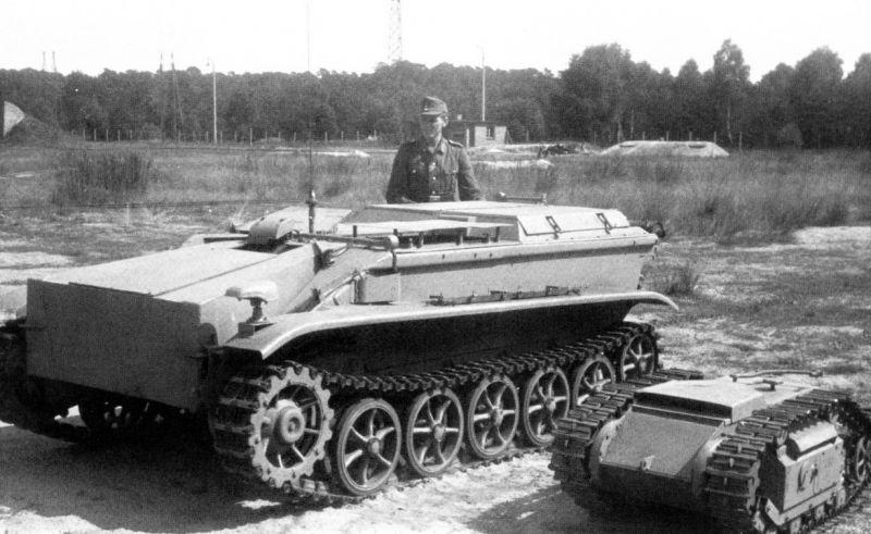 Немецкие транспортеры большой расход транспортер