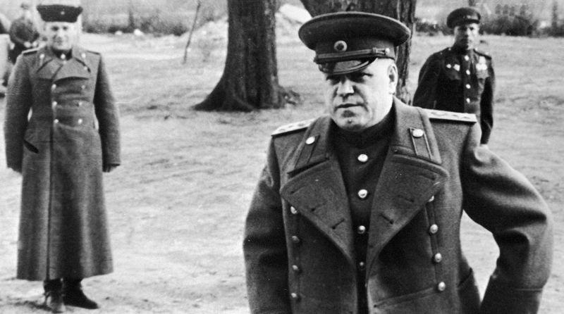 Маршал Жуков.