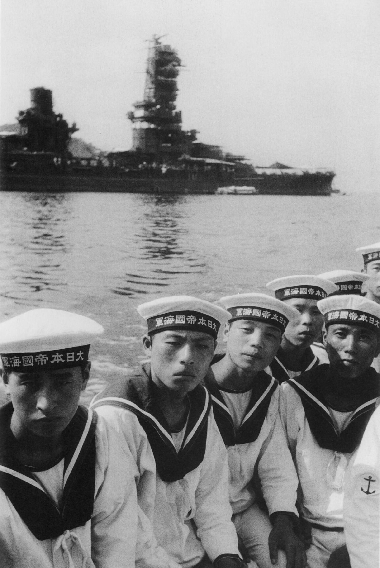 Японские матросы фото