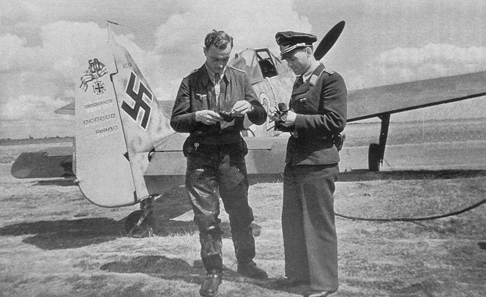 фото немецких летчиков второй мировой ранних лет уилл