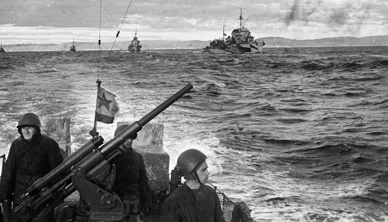 Флот в годы вов