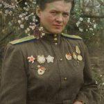 Гвардии подполковник Бершанская Евдокия Давыдовна (русская, 1913 г. - ).jpg