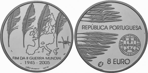 Portugal 8 euro 2005