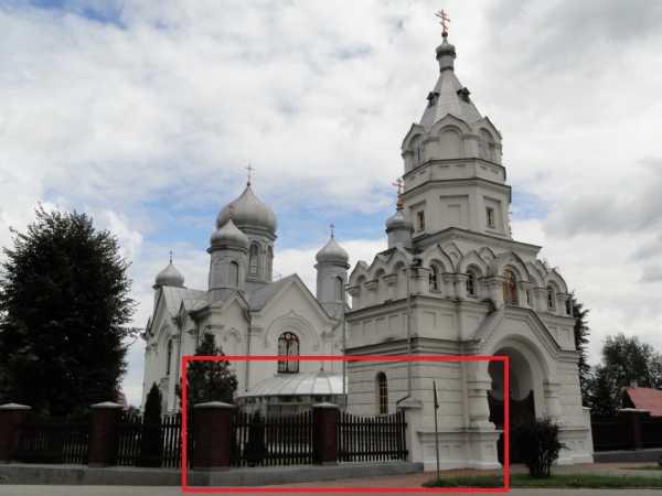 Васильков (Wasilkow). Церковь Петра и Павла