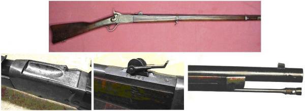 винтовка Пибоди обр. 1867 года 01