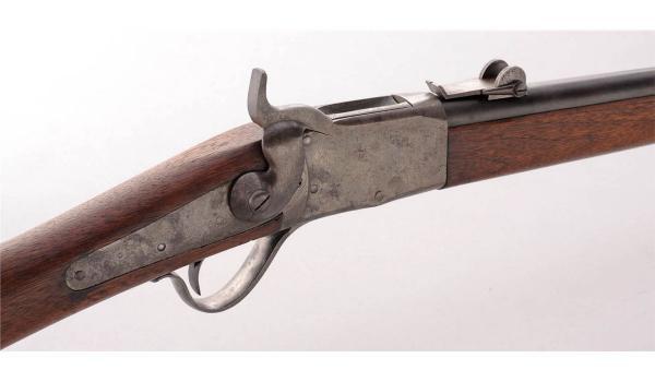 винтовка Пибоди обр. 1868 года 03
