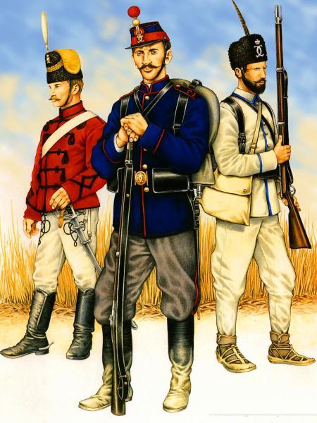 румынских военнослужащих в годы русско турецкой войны 1877 1878 годов 01