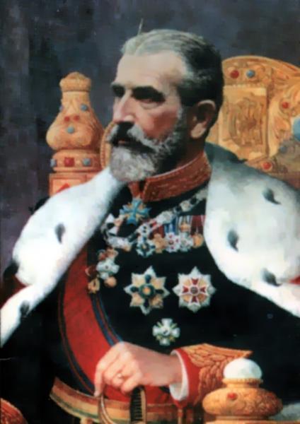 Carol I of Romania king