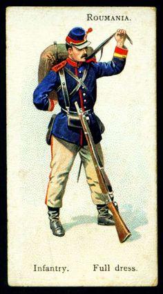 солдат в 1895 году 01