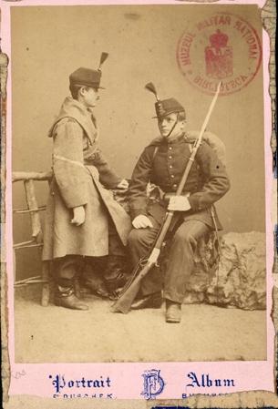 войници 1877 – 1878 г.