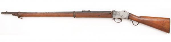 винтовка Пибоди Мартини Генри обр. 1879 года 02
