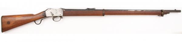 винтовка Пибоди Мартини Генри обр. 1879 года 01