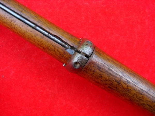 винтовка Пибоди Мартини Генри обр. 1879 года производства OEWG Steyr 25