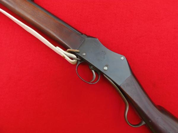 винтовка Пибоди Мартини Генри обр. 1879 года производства Waffen  und Gussstahl Fabrik, Witten an der Ruhr 04