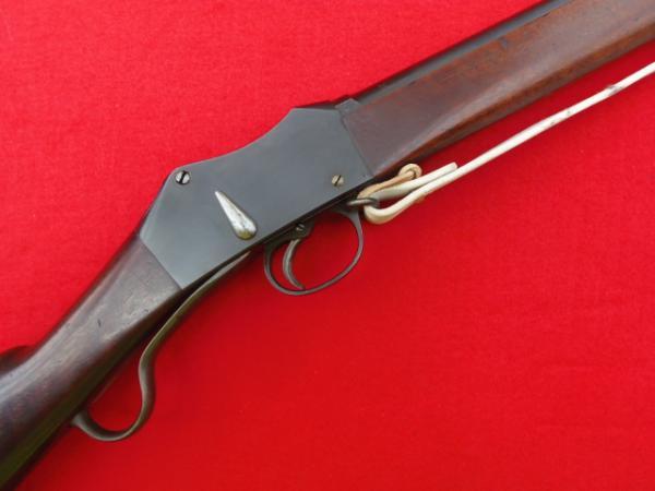 винтовка Пибоди Мартини Генри обр. 1879 года производства Waffen  und Gussstahl Fabrik, Witten an der Ruhr 03