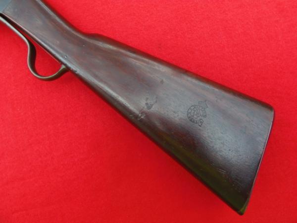 винтовка Пибоди Мартини Генри обр. 1879 года производства Waffen  und Gussstahl Fabrik, Witten an der Ruhr 12