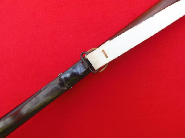 винтовка Пибоди Мартини Генри обр. 1879 года производства Waffen  und Gussstahl Fabrik, Witten an der Ruhr 17