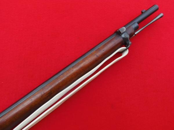 винтовка Пибоди Мартини Генри обр. 1879 года производства Waffen  und Gussstahl Fabrik, Witten an der Ruhr 20