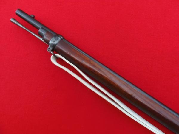 винтовка Пибоди Мартини Генри обр. 1879 года производства Waffen  und Gussstahl Fabrik, Witten an der Ruhr 22