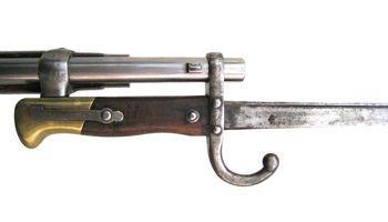 румынский обр. 1879 года, примкнутый к румынской винтовке Пибоди Мартини Генри 0бр. 1879 года 01