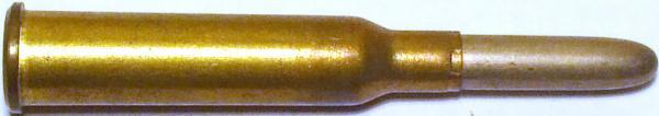 винтовочно пулемётный патрон 6,5×53 мм R (известен также как 6,5×54 мм R) или .256 Mannlicher
