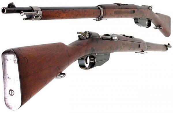 винтовка Манлихера обр. 1893 года 06
