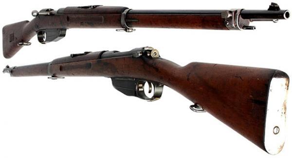 винтовка Манлихера обр. 1893 года 05