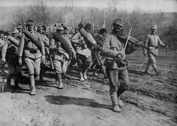 rumynskaya armiya v pervoy mirovoy voyne