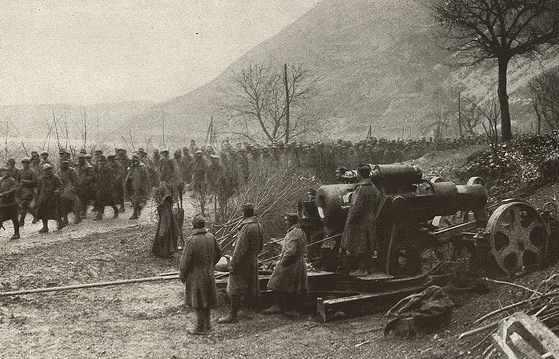 румынских пленных