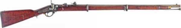 6 лн русская флотская винтовка Баранова обр. 1869 года 01