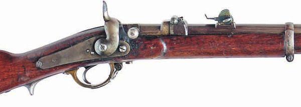 6 лн русская флотская винтовка Баранова обр. 1869 года 02