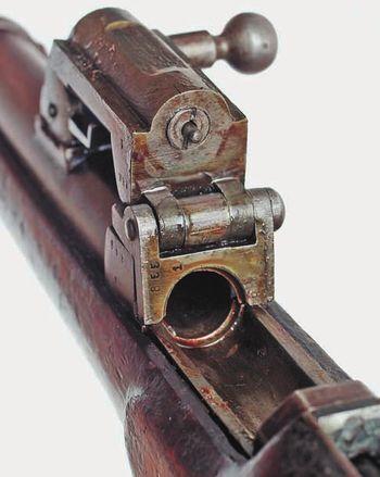 6 лн русская флотская винтовка Баранова обр. 1869 года 03