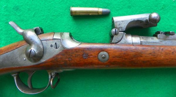 6 лн русская флотская винтовка Баранова обр. 1869 года 07