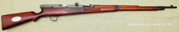 6,5 мм автоматическая (самозарядная) винтовка Фёдорова обр. 1913 года 01