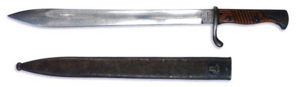 02 Штык немецкий обр. 1898 1905 гг. нового типа 01