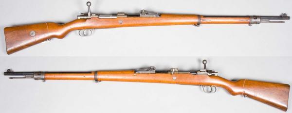 винтовка Gewehr Mauser 98 (01)