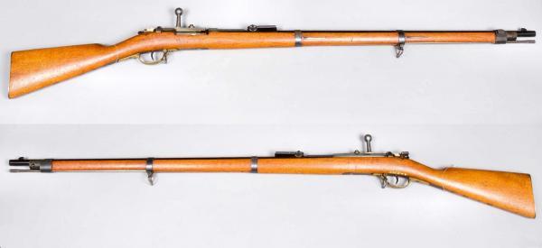 винтовка Mauser M1871 (01)