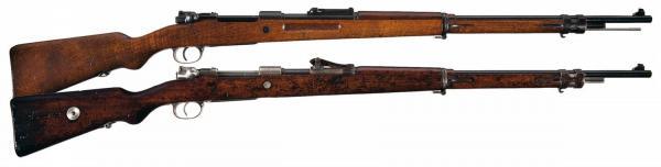 винтовки Маузер 98 (варианты) 01