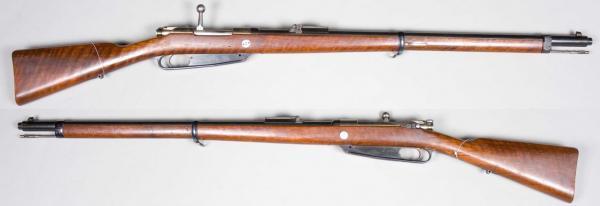 комиссионная винтовка Gewehr 1888 (01)