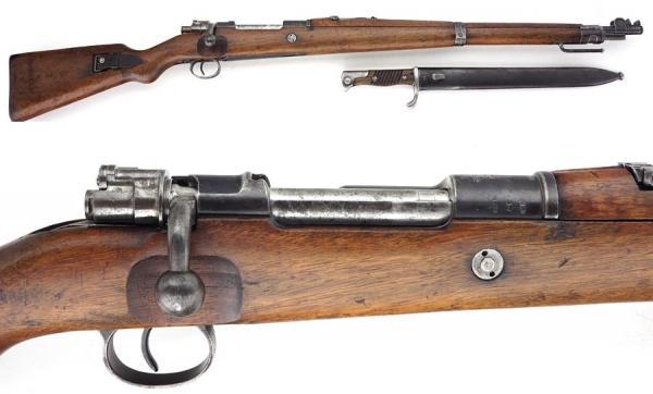 карабин Маузер 98а (03)