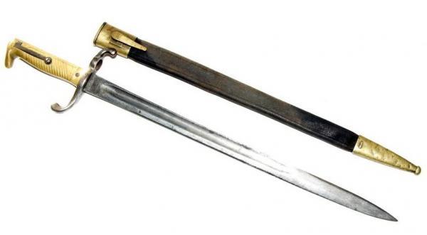 к германской винтовке Mauser Model 1871 (06)