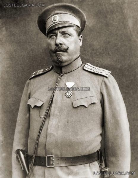 полковник, командир 22 го пехотного полка со штыком. Годы ПМВ