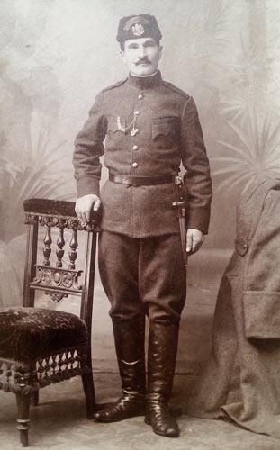 bulharsky vojak min