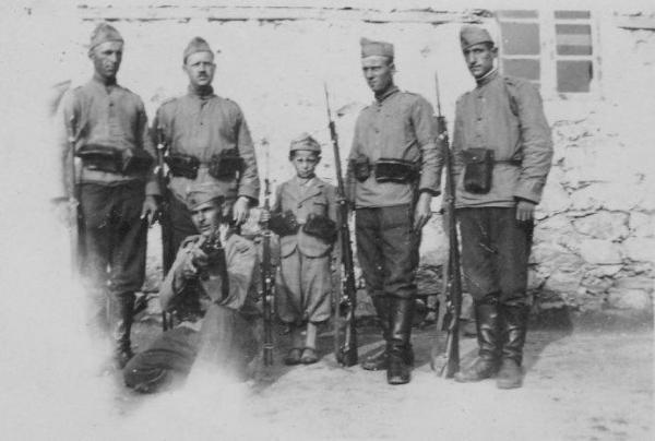 военнослужащие (1920 е гг.) 01