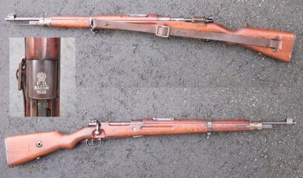 укороченная винтовка karabinek wz. 1929 01