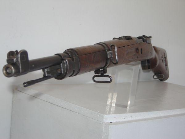 укороченная винтовка karabinek wz. 1929 12