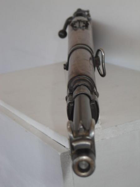 укороченная винтовка karabinek wz. 1929 13