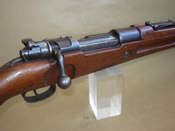 укороченная винтовка karabinek wz. 1929 15