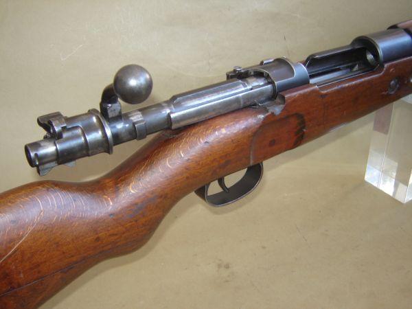 укороченная винтовка karabinek wz. 1929 16